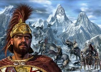 Hannibal Barkas Najväčších bojovníkov všetkých čias
