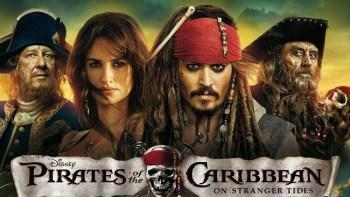 .Piráti z Karibiku V neznámych vodách Filmy o lodiach