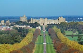 Hrad Windsor Najväčší hrad na svete 10 najväčšie hrady na svete