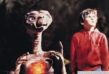 E.T. - Mimozemšťan Filmy o mimozemšťanoch