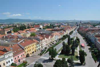 Prešov Najväčšie mestá na Slovensku