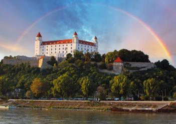 bratisavský hrad Hrady na Slovensku