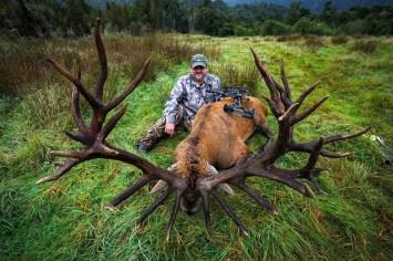 novy zeland jelen Najväčšie Jelene na svete