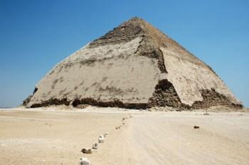 Lomená Najväčšia pyramída
