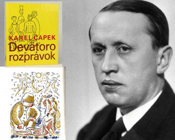 Karel Čapek - Devätoro rozprávok čitateľský denník