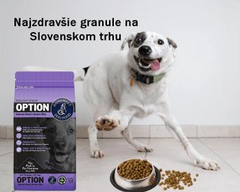 najzdravšie granule na slovensku