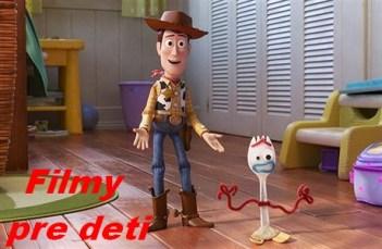 Toy Story Príbeh hračiek Filmy pre deti