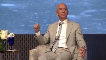 Najbohatší človek na svete Jeff Bezos