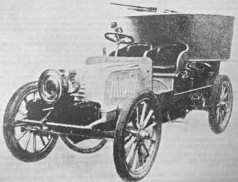 Charron, Girardot et Voigt, 1902 Divné vojenské vozidlá