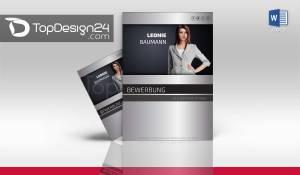 Design Bewerbung download vorlage
