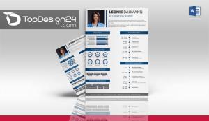 bewerbung design email online