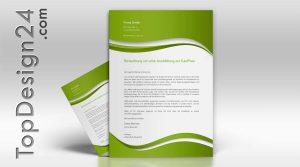 Bewerbung Deckblatt Vorlagen-bewerbung-aushilfsjob-muster