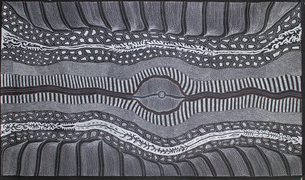 SP-2102 Linen 1500x900 My Country Anna Petyarre $7000