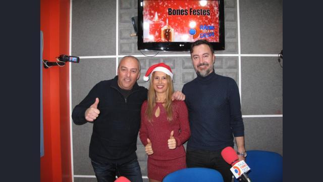 Radio Despi Marato Joguines 2019 Angy Bustamante - Jose Antonio Meca - Xavi Tobaja de Hits Box Topdisco Radio