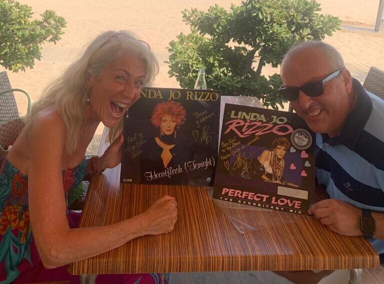 Linda Jo Rizzo - Xavi Tobaja - Topdisco Radio 02