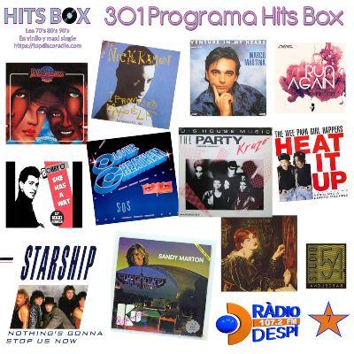 301 Programa Hits Box - Studio 54 Barcelona Vinyl Collection - Topdisco Radio - Dj. Xavi Tobaja 2
