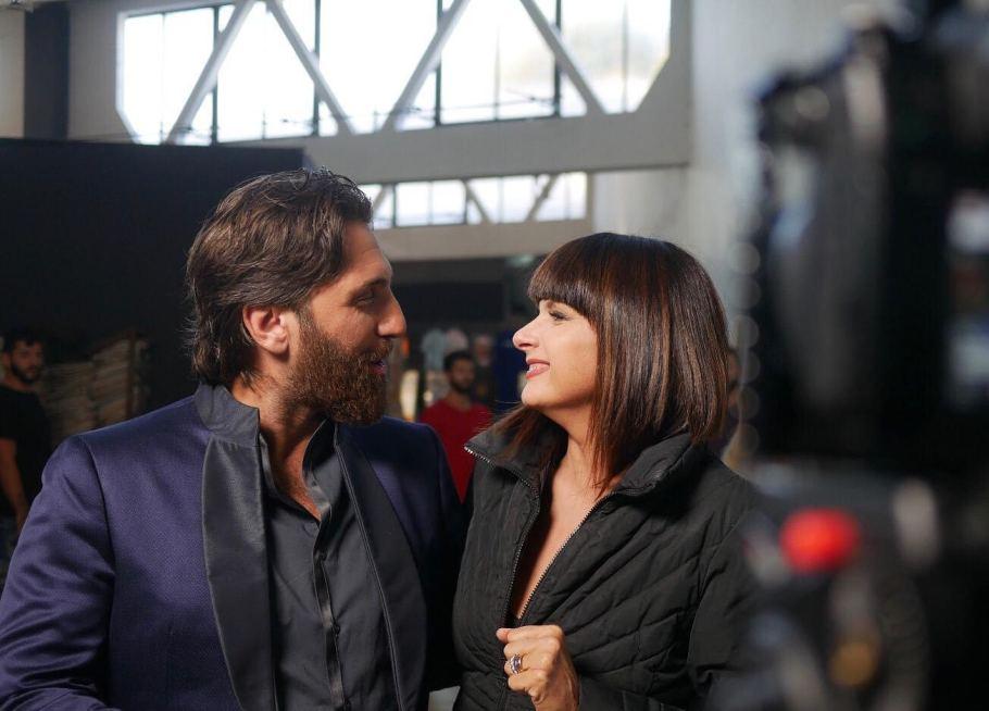Giancarlo Genise y Silvia Mezzanotte - Topdisco Radio