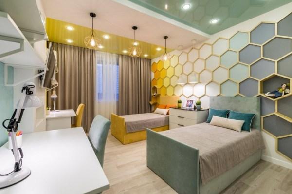 Детская комната 2019 - 85 фото новинок дизайна интерьера