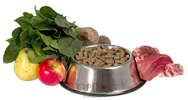 Ingredienti cibo per cani TOPDog