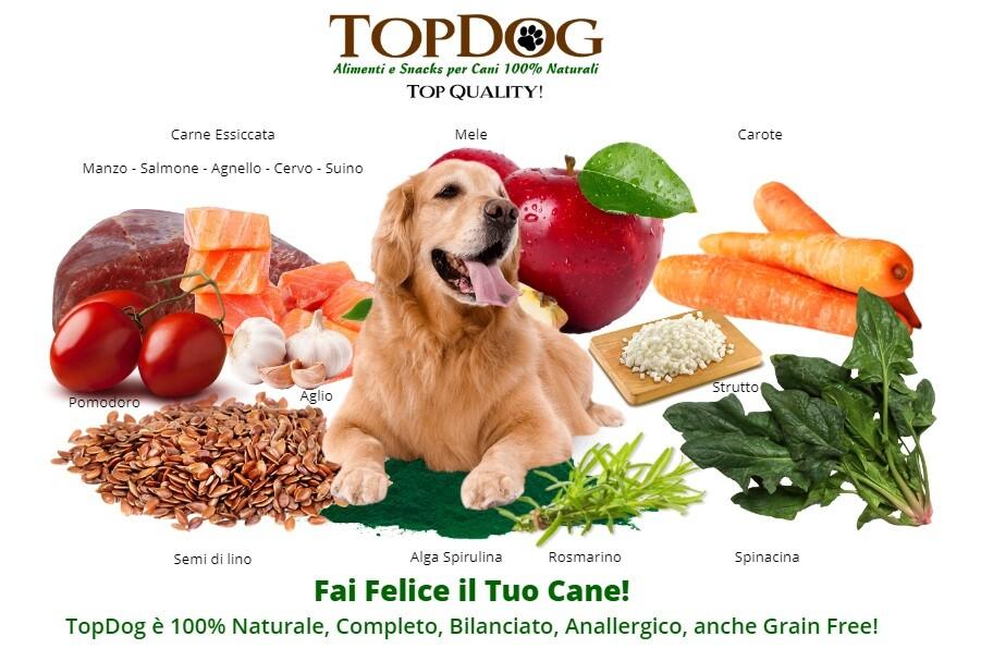 cibo per cani vendita on line