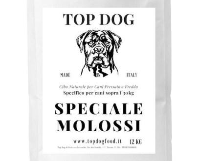 cibo per cani molossi