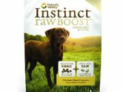 Instinct Raw Dog Food Review Nature's Variety Raw Boost
