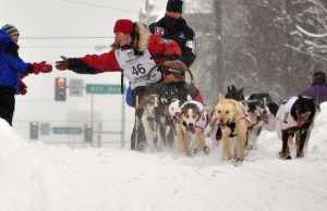 Dog Sled Technology is Getting an Upgrade