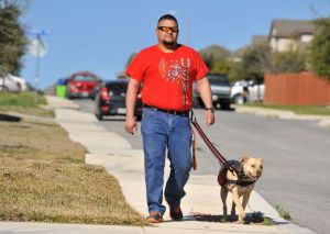 Iraq War Vet Going to Trial Over Service Dog in the Workplace