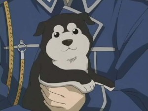 Most Awesome Dogs in Anime
