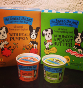 New Pet Startup Sells Doggie FroYo