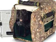 How to choose the right dog kennel cover