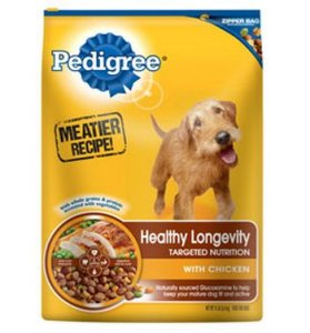 Pedigree Launches Meatier Dry Dog Food Recipe