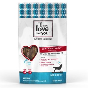 More Dog Treats Recalled Due to Possible Salmonella Contamination