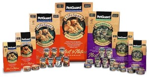 PetGuard Offers Dog Owners Natural Pet Care Products