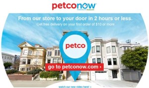 Petco Partners With Instacart to Offer Store-to-Door Delivery