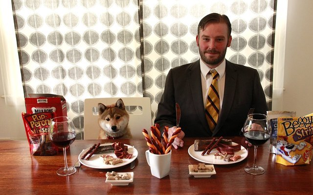 Some Dog Food Companies Hire Human Taste Testers