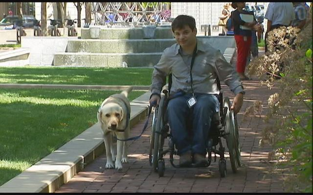 Service Dog Owner Believes Petco Grooming Area Policy Discriminates Against Those with Disabilities