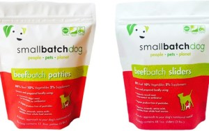 Raw Dog Food is Taken to A New Level By smallbatch