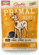 primal liver snaps