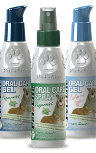 New Products Help You Spray Your Dog's Teeth Clean