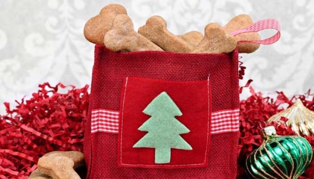 Dog Treats for Christmas
