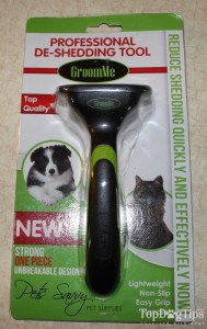GroomMe Dog DeShedding Tool Review