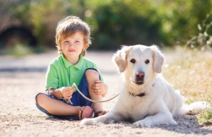 Benefits of Raising Your Children with Dogs