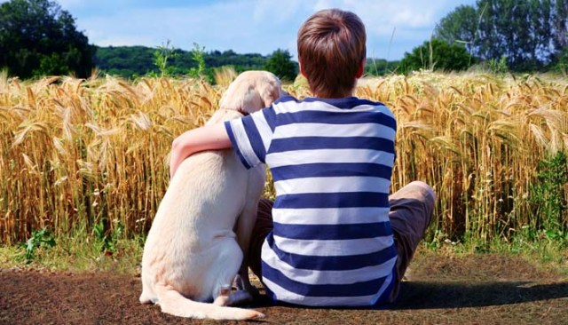Benefits of Raising Your Children with Pets