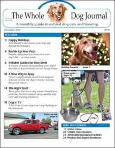 Whole Dog Journal Magazine
