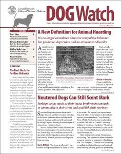 Dog Watch Magazine