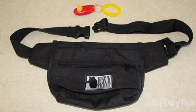 Pets Savvy Ezy Treat Dog Training Pouch Review