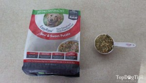 Only Natural Pet EasyRaw Dehydrated Dog Food Review