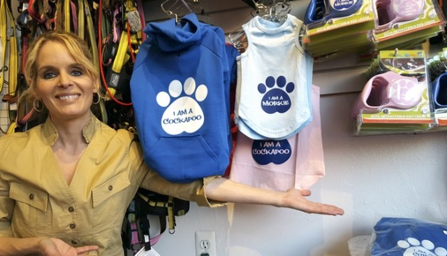 New Canine Clothing Line Helps Decipher Breeds
