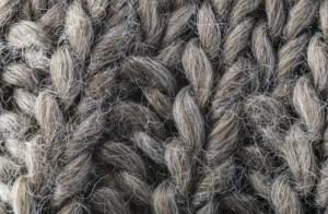Dog wool coat
